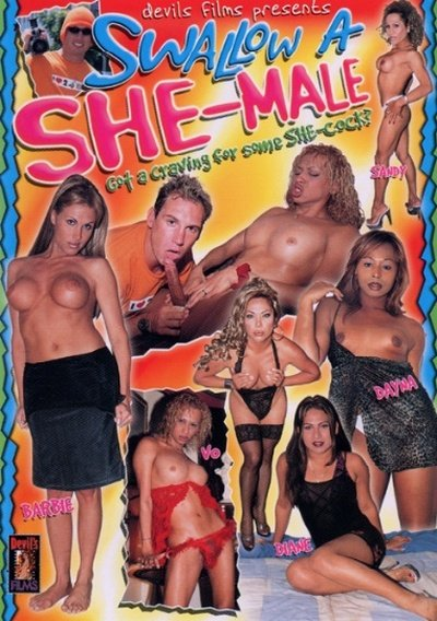 Shemale - Swallow A She-Male 1 () Devil's Films [SD]