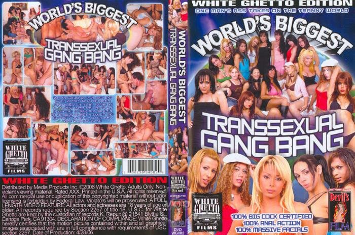 Giselle, Pamela, Ihara Anahi, Paola, Nikki Hot - Worlds Biggest Transsexual Gang Bang 1 (Transsexual) White Ghetto [SD]