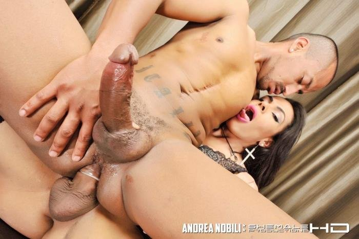 Tiffany Lima - Hot Tiffany! Nasty Anal Fucking (Transsexual) PinkOTgirls.com [SD]