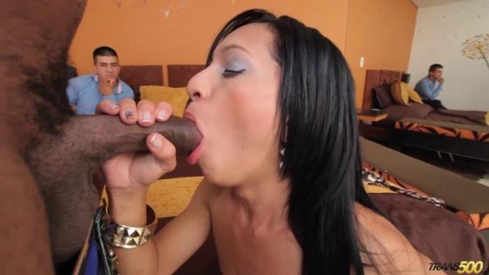 Natalia Rico - Cuckold Cocking (Transsexual) Trans500 [HD]