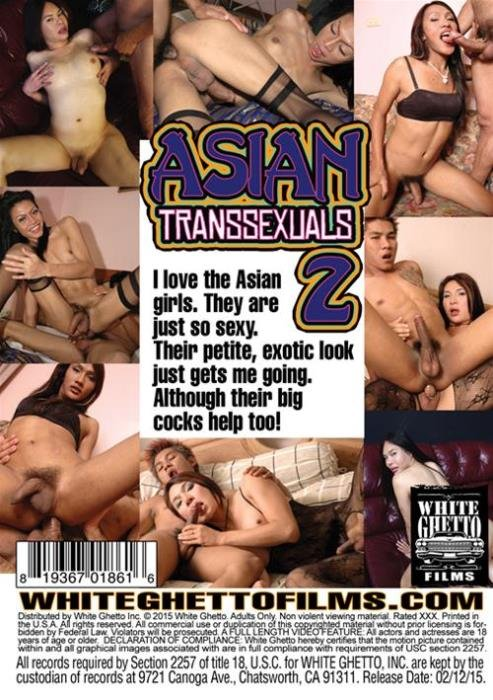Amy, Wan, Phon, Amanda Jade - Asian Transsexuals 2  (Transsexual) White Ghetto [SD]