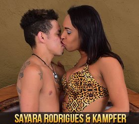 Sayara Rodrigues - Hardcore (Transsexual) Shemales-From-Hell.com [HD]