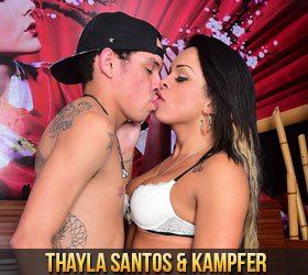 Thayla Santos - Hardcore (Transsexual) Shemales-From-Hell.com [HD]