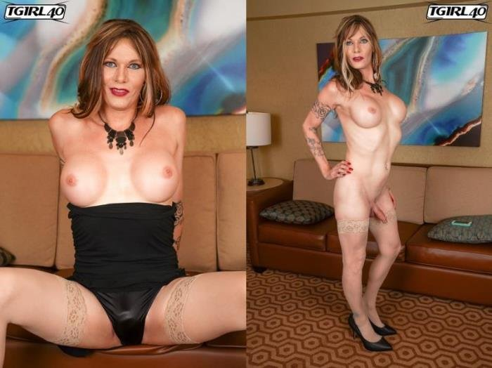 Peggy Bambalino - The Super Hot Peggy Bambalino (Transsexual) TGirl40.com [HD]