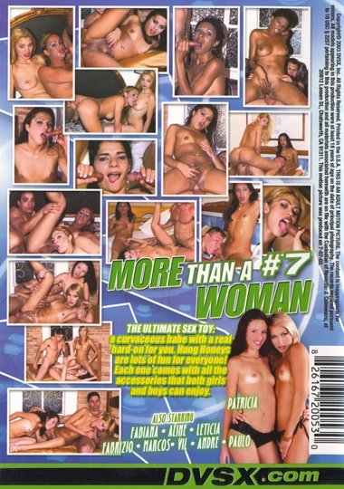 Andre, Fabrizio, Marcos, Paulo, Karol Castro - More Than A Woman 7 - Hung Honeys (Transsexual) DVSX [SD]