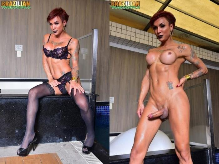 Isabelle Potter - TS Isa Potter (Transsexual) Brazilian-Transsexuals.com [HD]