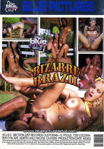 Bizarre Brazil - She-Boys From Brazil  (Transsexual) Blue Pictures [SD]