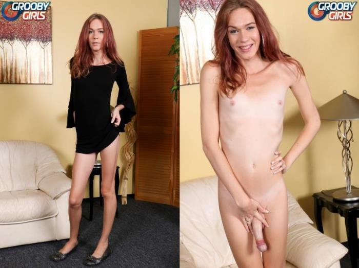 Crystal Thayer - Crystal Thayer's Graduation (Transsexual) GroobyGirls.com [HD]