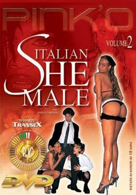 Shemale - Italian She Male 2 (Transsexual) PinkO [SD]
