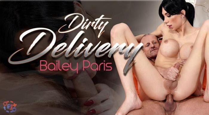 Bailey Paris - Dirty Delivery (Transsexual) TSVirtualLovers.com [2K UHD]